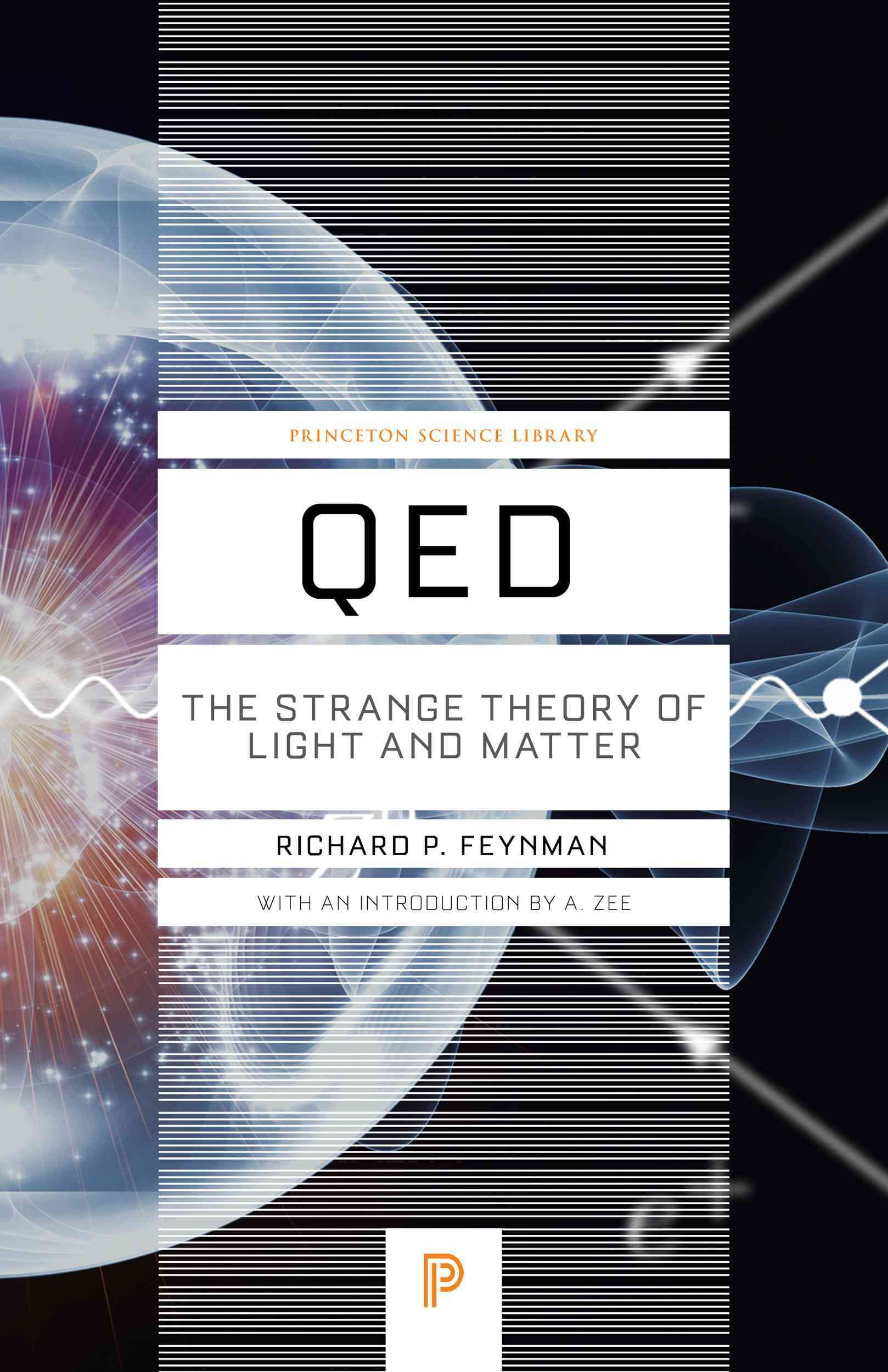 Qed By Feynman, Richard Phillips/ Zee, A. (INT)